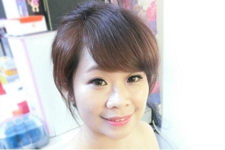 高雄新秘短髮造型 - 佩蓉