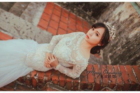 高雄新秘自助婚紗造型 - 薇薇