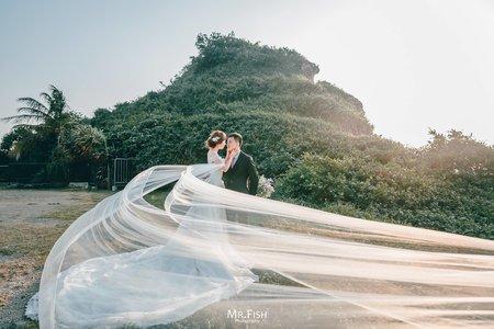 自助婚紗 - 熊+儒