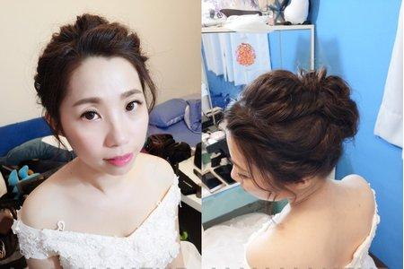屏東新秘短髮新娘 - 巧涵