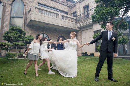 新娘秘書Anna-珮庭婚宴