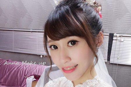 新娘秘書Anna-小米婚宴