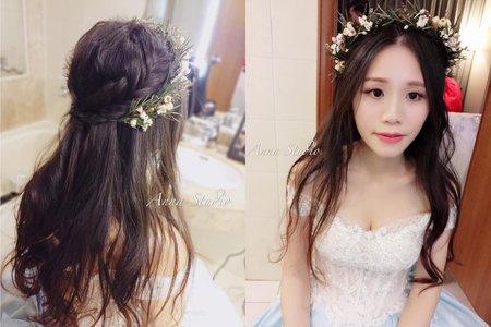 新娘秘書Anna-芳瑜婚宴