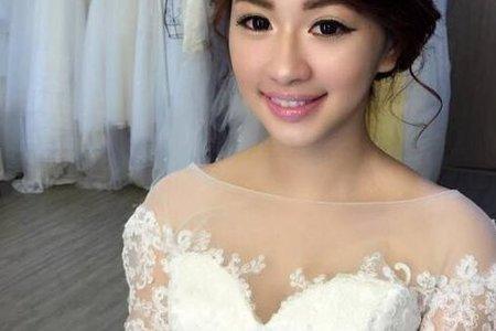 vivi studio*新娘白紗造型