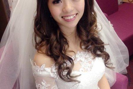 新娘彩雲-夢幻、甜美、娃娃公主造型