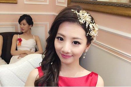 新娘家瑤-氣質、華麗、公主造型