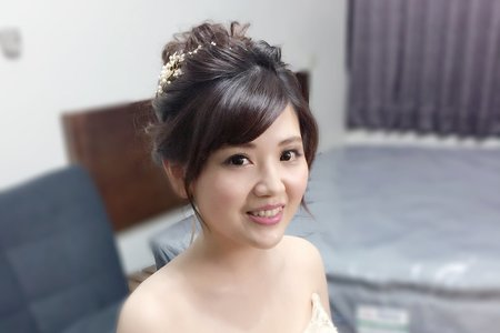 新秘Milly-日系高包甜美公主 欣淨