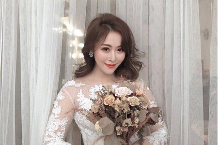 台北 桃園新秘Milly 年度創作❤ 優雅女神 甜美公主