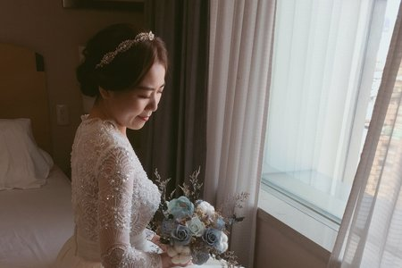 八德彭園 桃園瀚品 氣質新娘Kiki