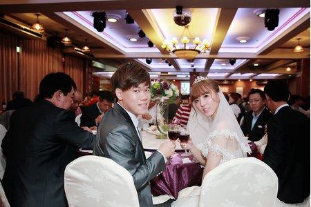 [ 婚禮紀錄 ] 炫翰 & 彩玲_新竹北埔第一棧餐廳