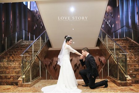 Bogomil & Jessica_香格里拉台南遠東國際大飯店