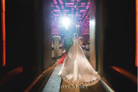 [ 婚攝推薦 ] 優質婚攝推薦_台南晶英酒店_Nick & Yumi