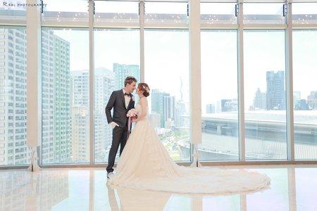 [ 德國婚禮 ] 海外婚紗婚禮推薦_Jonas & 文瑄_高雄漢神巨蛋