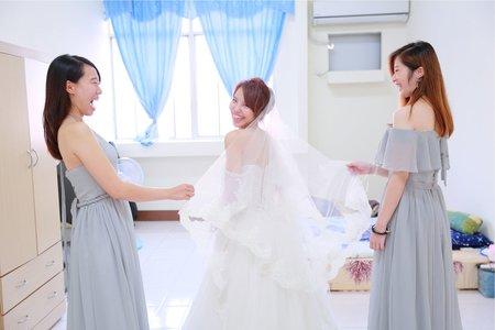 [ 高雄婚攝 ] 海寶國際大飯店_婚攝推薦_迎娶午宴_