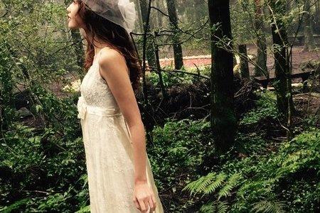 婚紗造 型 篇~