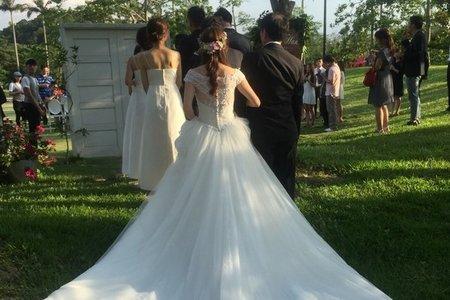 曉涵戶外婚禮