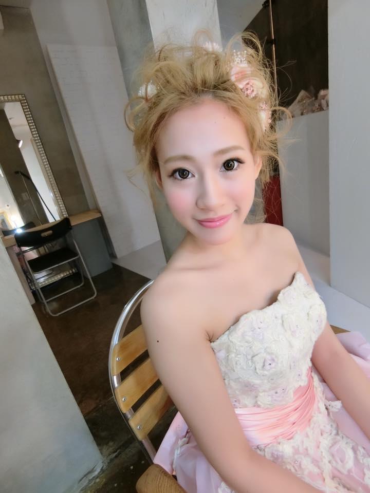 甜美造型(編號:551558) - lynn~庭瑜工作室(亞致) - 結婚吧