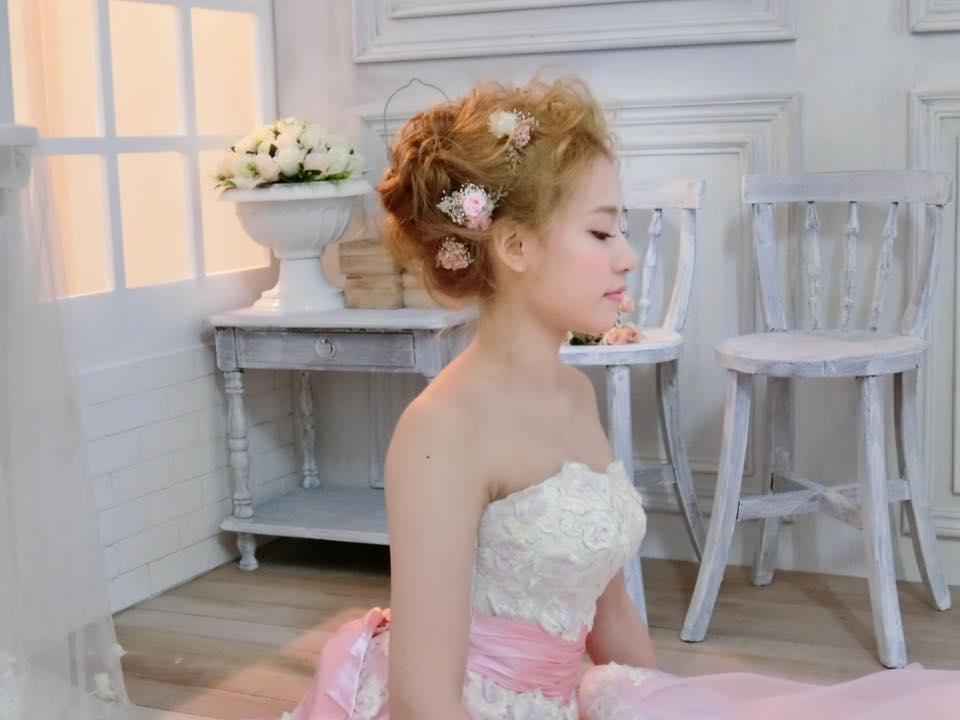 甜美造型(編號:551560) - lynn~庭瑜工作室(亞致) - 結婚吧