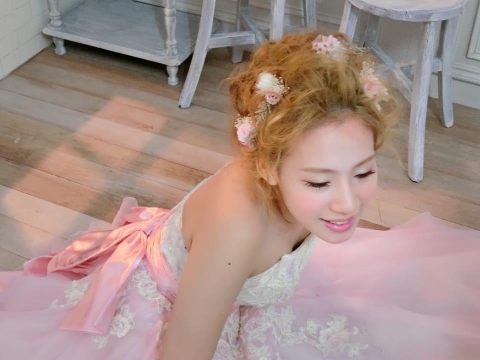 甜美造型(編號:551561) - lynn~庭瑜工作室(亞致) - 結婚吧