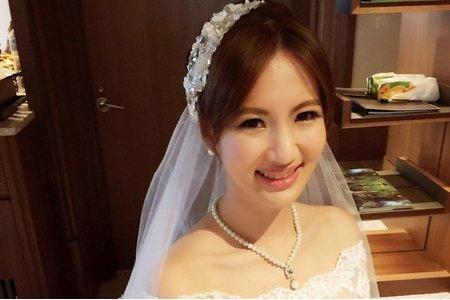 閃亮亮華麗公主風~遠企飯店婚宴