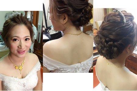 Sara Makeup stylist/白紗造型