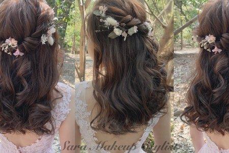 Sara Makeup stylist/浪漫甜美