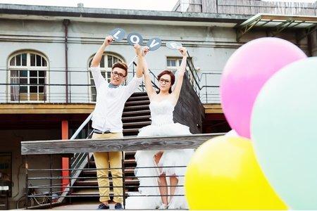 瑞英&季峰 婚紗拍攝
