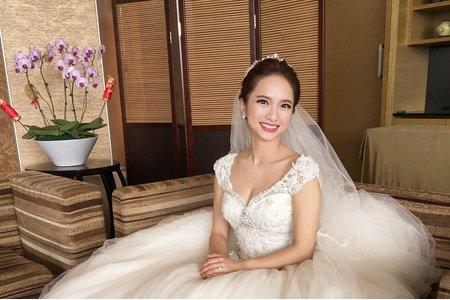 Eunice Bride 雲品日月潭