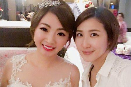 曉燕 Bride 中和環球華漾飯店