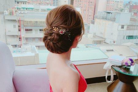 訂婚/結婚/教會/晚宴-晶華酒店