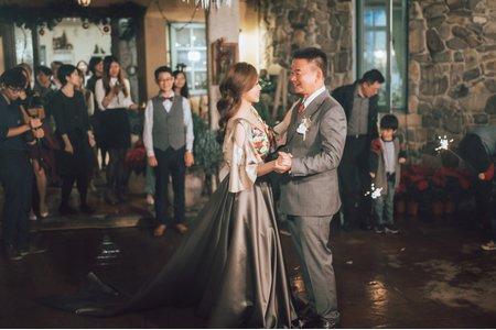 結婚/戶外儀式/晚宴/4造型-黛安莊園