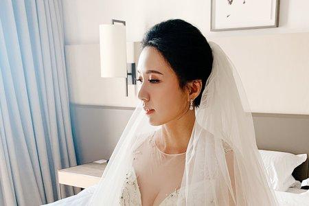 結婚/晚宴/4造型/萬豪酒店