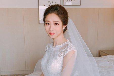 結婚/教堂/晚宴/5造型/萬豪酒店