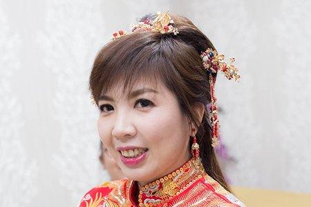 新娘 香-斗六永茂(短髮新娘)