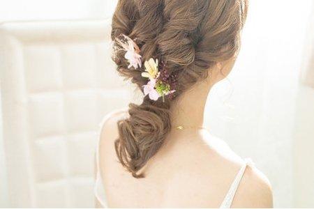 歐美韓新娘造型