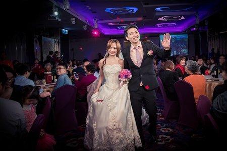 裕雄&羿伶 婚禮紀錄 永和 臻愛婚宴會館