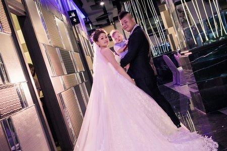 旻琨&莉婷 婚禮紀錄 桃園 來福星