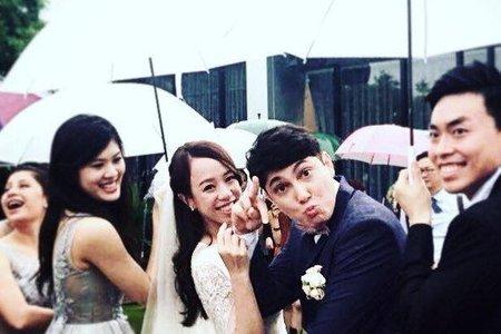 婚禮日-C&C wedding