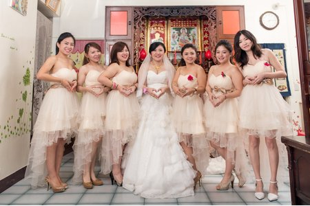 Bride 雅婷 婚宴造型