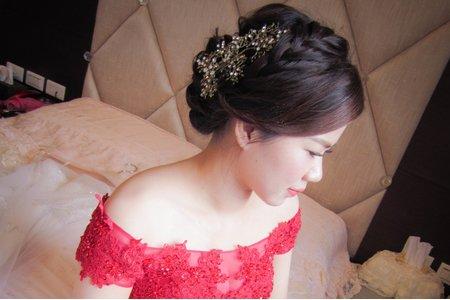 Bride娟娟~訂婚儀式造型