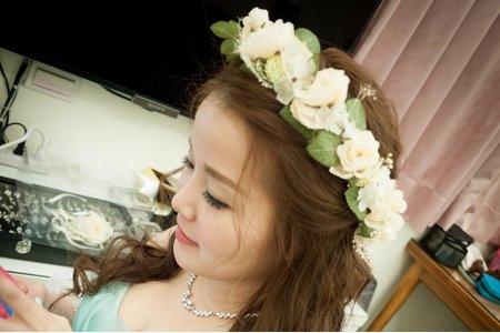 Bride小慈 婚宴造型