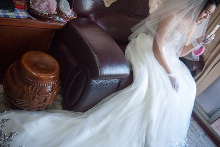 Bride貞貞 白紗造型
