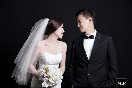 ▊台中婚紗/MOR新人/Kevin & 冠妤▊