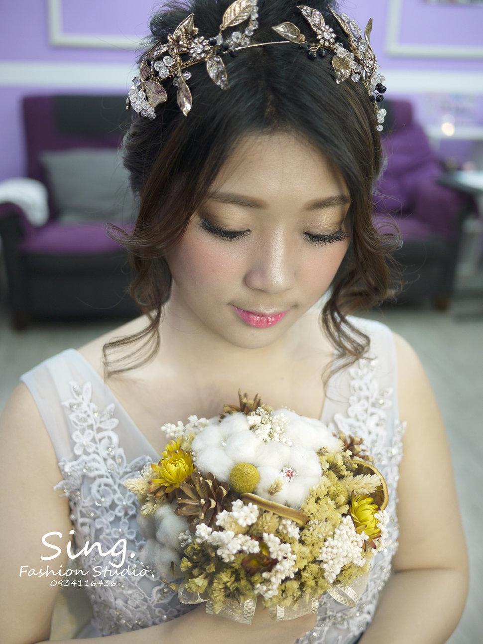 1488665984710 - Sing新娘秘書整體造型《結婚吧》