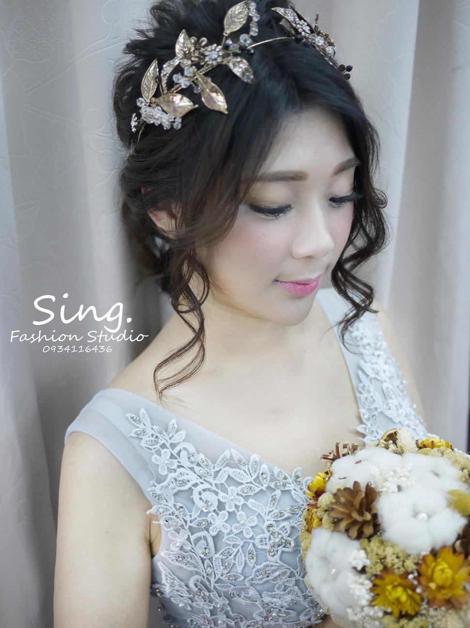 1488665990980 - Sing新娘秘書整體造型《結婚吧》