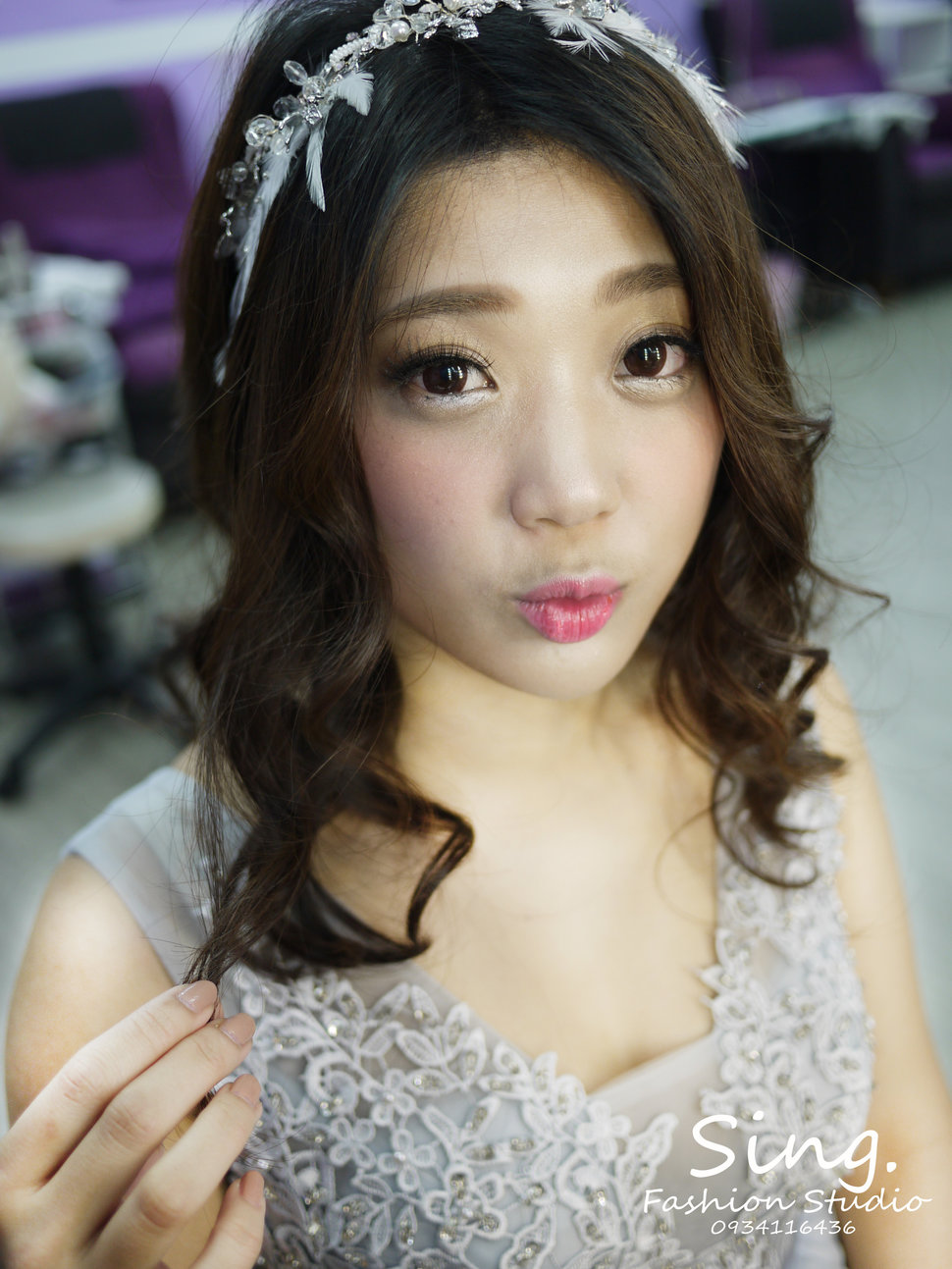 1488665995759 - Sing新娘秘書整體造型《結婚吧》