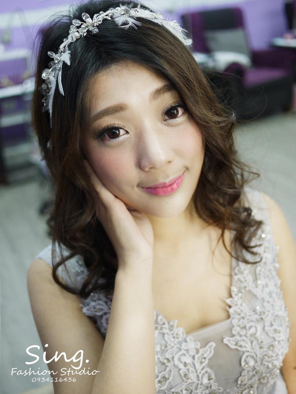 1488665998366 - Sing新娘秘書整體造型《結婚吧》