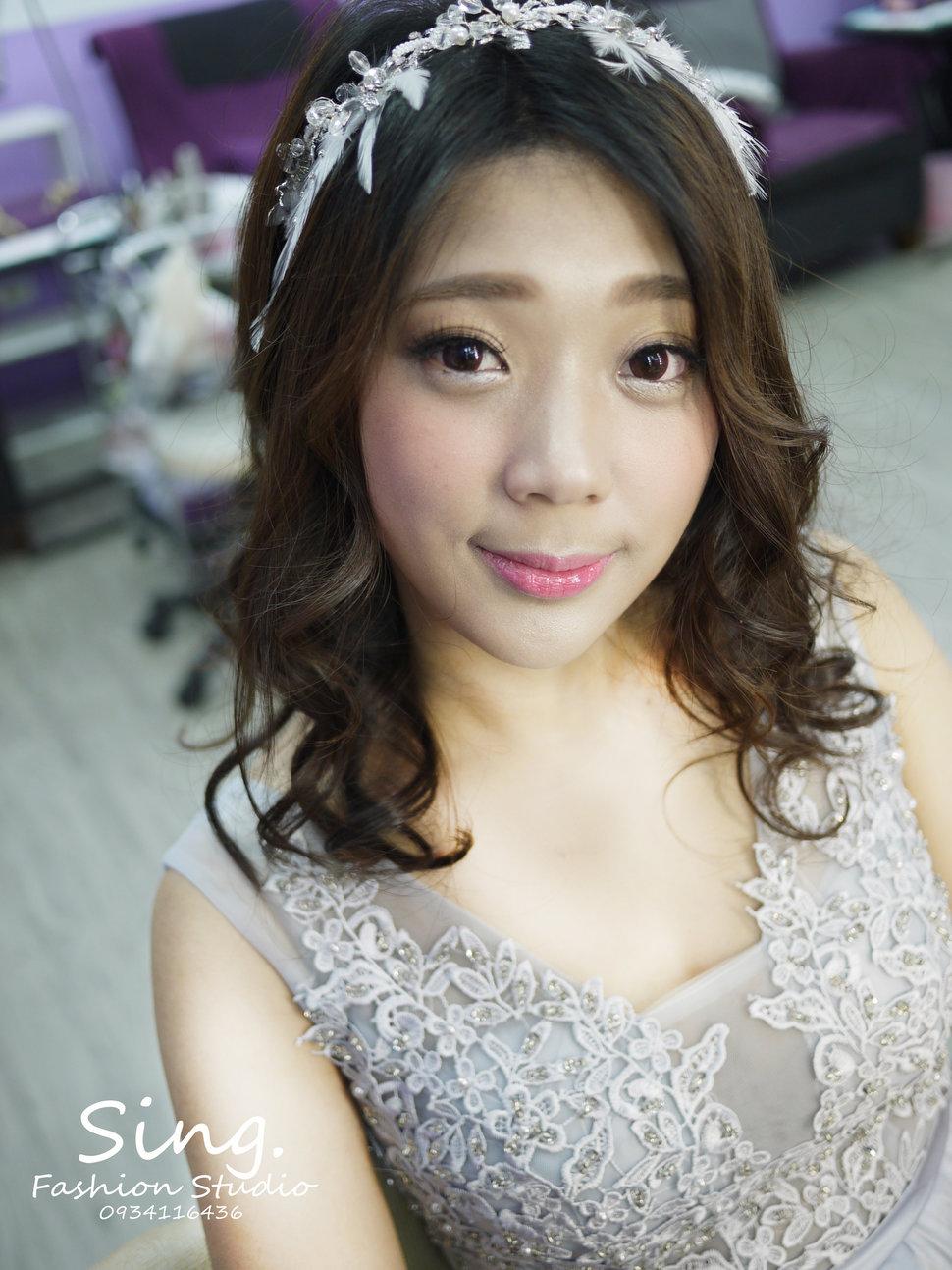 1488666001436 - Sing新娘秘書整體造型《結婚吧》