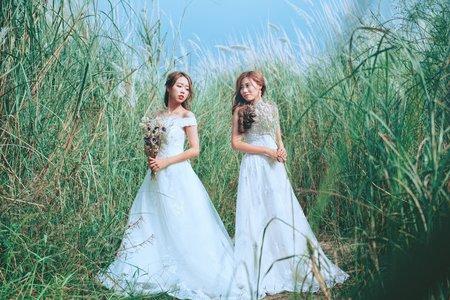 2017婚紗紀影-閨蜜