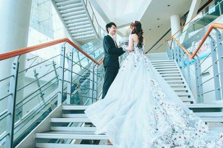2017婚禮紀影-沛蓉。居安